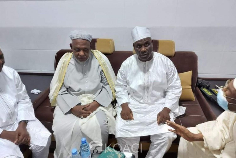 Côte d'Ivoire - Mali : Un proche de Guillaume Soro reçu par l'imam Dicko à Bamako