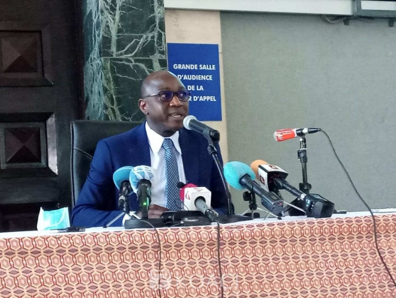 Côte d'Ivoire : Le Procureur annonce qu'il a saisi la Cour de cassation pour des poursuites contre Anaky Kobena