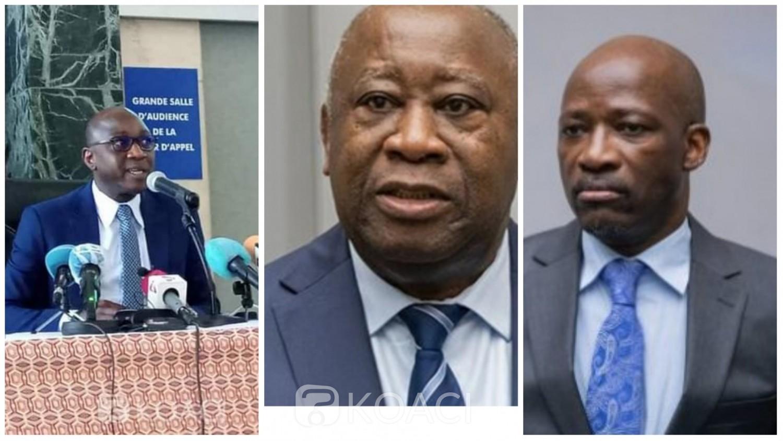 Côte d'Ivoire :    Le Procureur adjoint à propos du retrait de Gbagbo, Blé, Soro sur la liste électorale : «la CEI a tiré toutes les conséquences possibles de la liste que le Parquet a dressé »