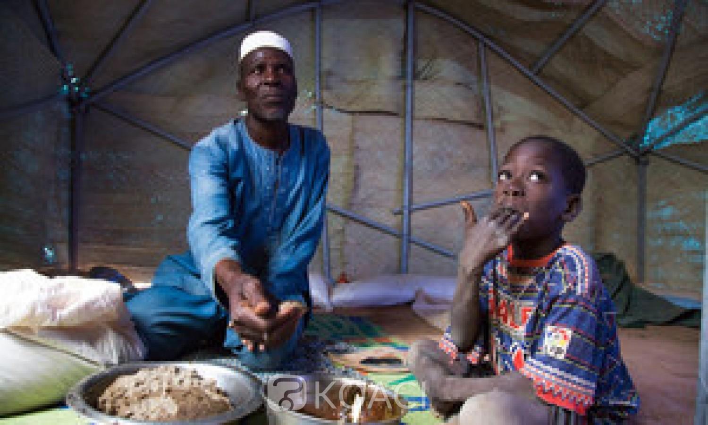 Burkina Faso : 3,2 millions de personnes qui  «peinent à se nourrir », selon le PAM