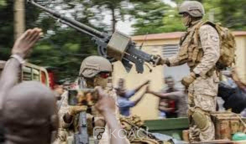 Mali : Après le coup de force, Washington annonce la suspension de son aide militaire