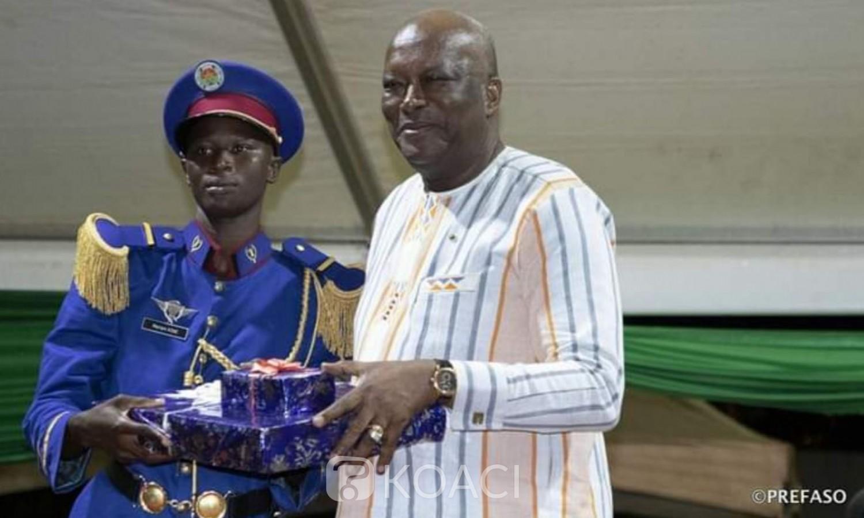 Burkina Faso : 57 officiers d'active pour plus de « résilience » face à la menace terroriste