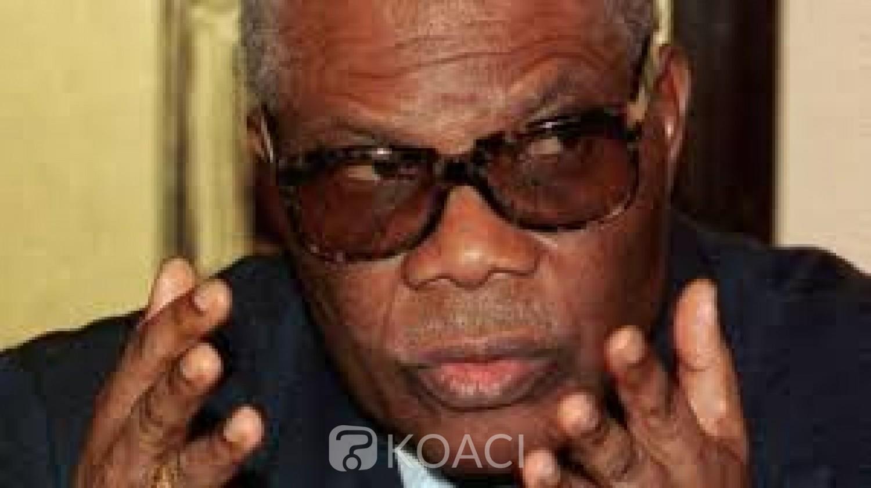 Congo: Décès de l'ancien Président Pascal Lissouba à l' âge de 88 ans  en France