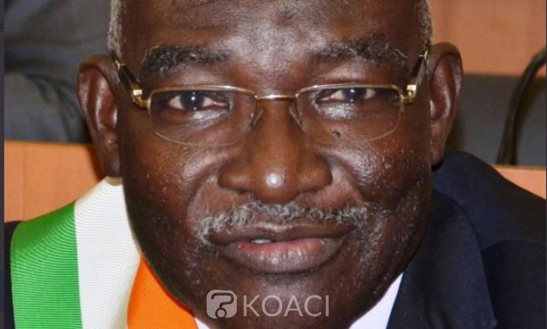Côte d'Ivoire : Decès du Vice-Président de l'Assemblée Nationale, Koné Lacina
