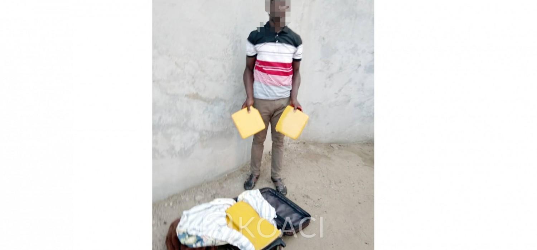 Côte d'Ivoire : Un voyageur interpellé à Adjamé avec une valise de drogue