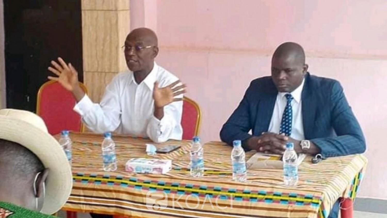 Côte d'Ivoire : Mamadou Koulibaly convoite la chefferie d'Anonkoua Kouté en vue de la présidentielle !
