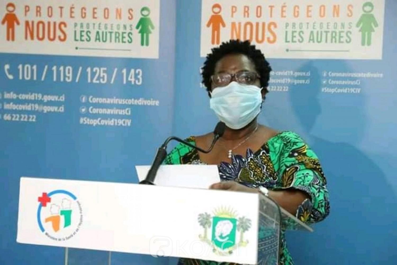 Côte d'Ivoire : Lutte acharnée contre le Covid-19, le taux de positivité en baisse