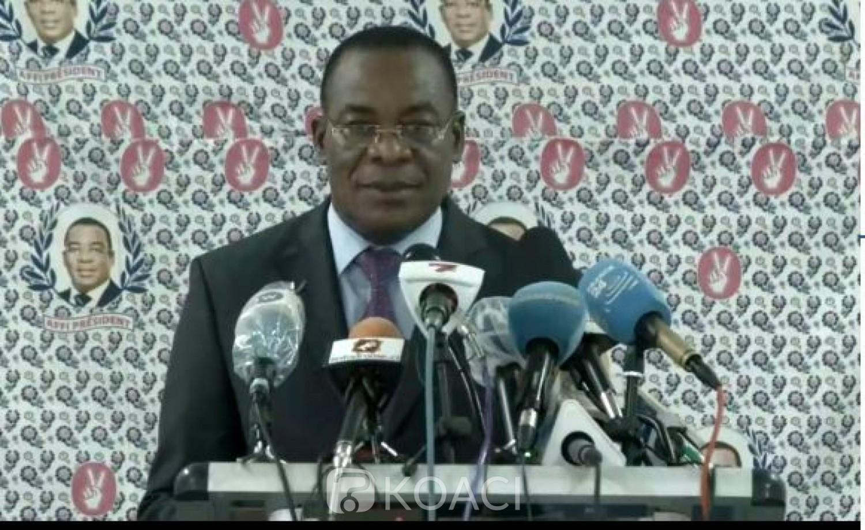 Côte d'Ivoire : Présidentielle d'Octobre, Affi N'Guessan lance un appel au Conseil constitutionnel et accuse Bédié d'entretenir la division au FPI