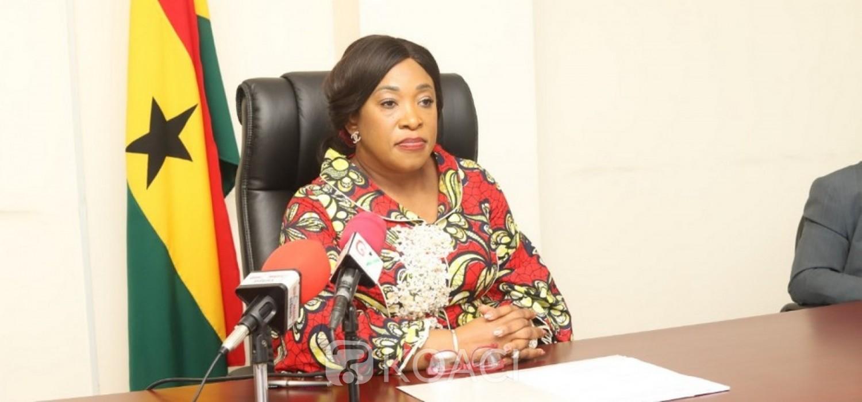 Ghana :  La Chargée d'affaires du Nigéria convoquée