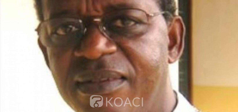 Côte d'Ivoire : L'église Catholique en deuil, décès de Monseigneur Laurent Mandjo