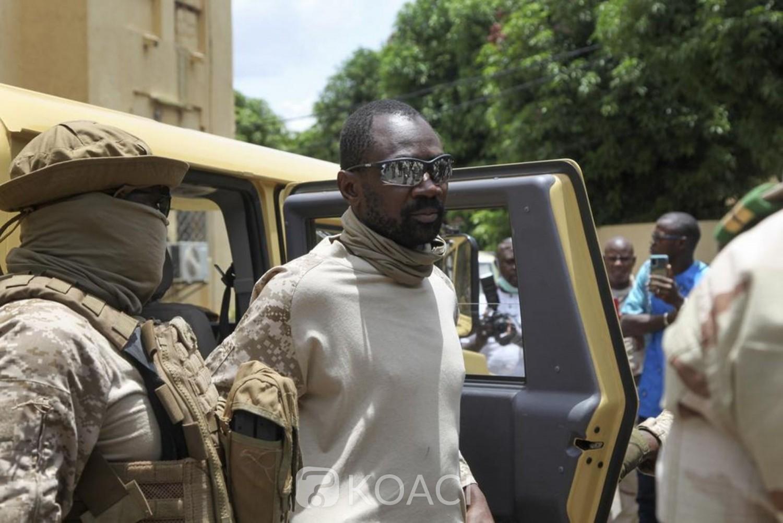 Mali : « Coup de force», suspension du Mali de la francophonie et appel à la libération d'IBK
