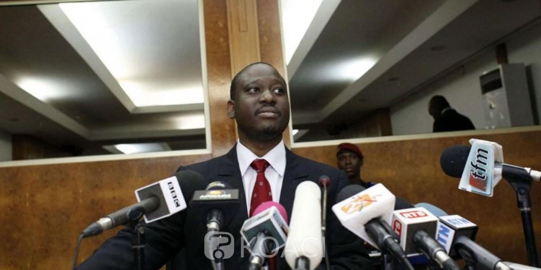 Côte d'Ivoire : Guillaume Soro demande à Emmanuel Macron de prendre position dans le dossier ivoirien