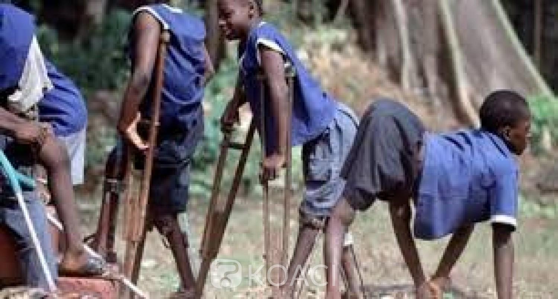 Afrique : La poliomyélite officiellement « éradiquée » du continent