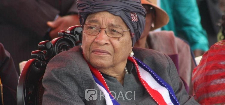 Liberia :  Scandale des milliards imprimés, Ellen Sirleaf s'en lave les mains