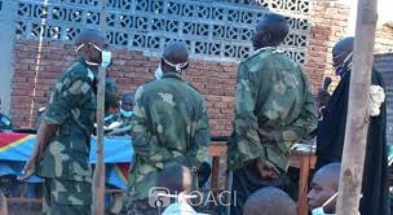 RDC : 21 soldats et policiers jugés pour « viols » dans l'est, une fille de 9 ans parmi les victimes