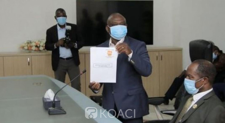 Côte d'Ivoire: Présidentielle d'Octobre 2020, se réclamant du PDCI, KKB dépose un dossier de candidature incomplet