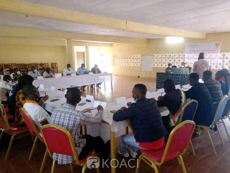 Côte d'Ivoire : Bouaké, pour des élections apaisées, la jeunesse de tous bords réunie, élabore une charte de bonne conduite