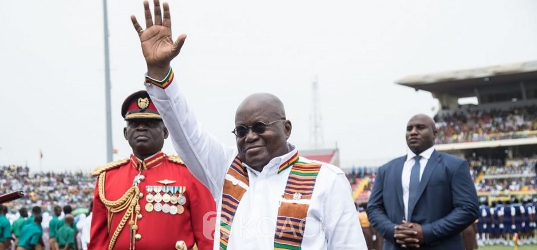 Ghana :  Un cabinet américain accusé pour la victoire d'Akufo-Addo en 2016