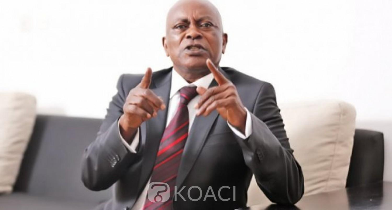 Côte d'Ivoire : Anaky Kobena convoqué à la prefecture d'Abidjan pour enquête