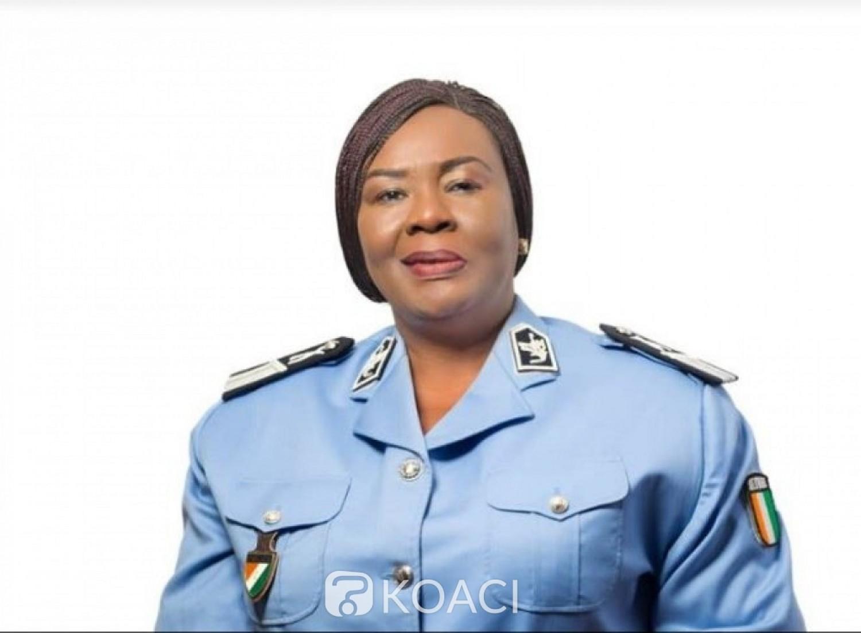 Côte d'Ivoire : Fonds de Prévoyance de la Police,  le commissaire divisionnaire Aminata Coulibaly-Koffi élue Nouvelle DG