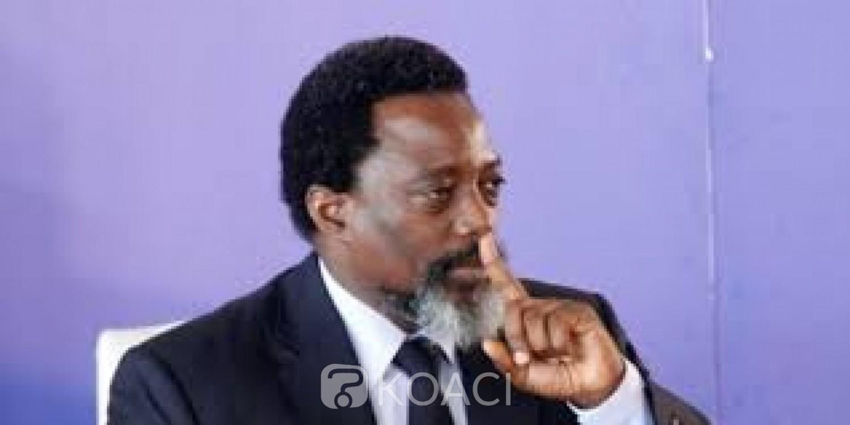 RDC: Joseph Kabila accusé par un homme d'affaires d'avoir spolié un diamant de 822 carats