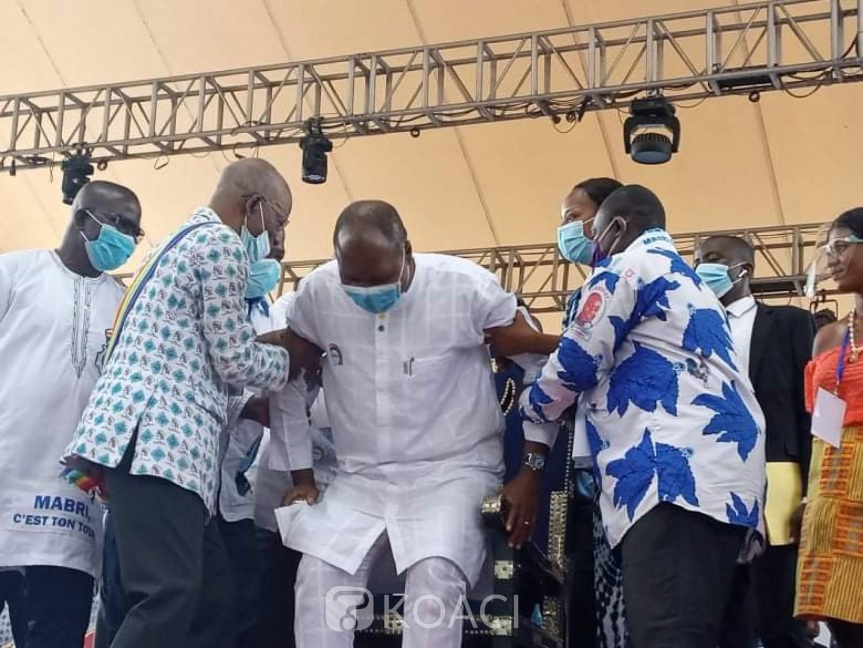 Côte d'Ivoire : Mabri Toikeusse catégorique:  « Je gouvernerai avec l'appui de Laurent Gbagbo, sur les conseils avisés d'Henri Konan Bédié, avec la bénédiction d'Alassane Ouattara»