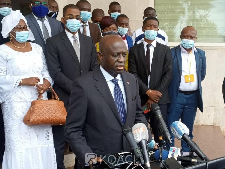 Côte d'Ivoire : Présidentielles du 31 octobre, Amon Tanoh souhaite des élections « apaisées, inclusives, justes et transparentes »