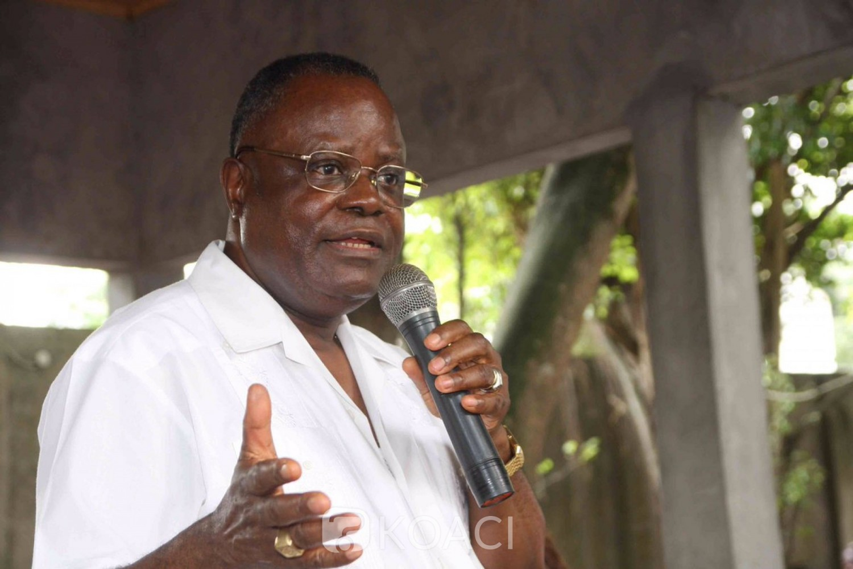 Congo : L'ex-ministre Mathias Dzon candidat à la présidence