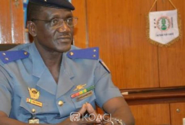 Côte d'Ivoire : Le Général de Brigade Vako Bamba, ancien commandant supérieur en second de la Gendarmerie est décédé