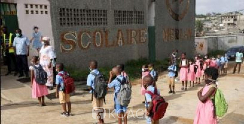 Côte d'Ivoire : Tout savoir sur l'année scolaire 2020-2021 qui s'ouvre le 14 septembre prochain