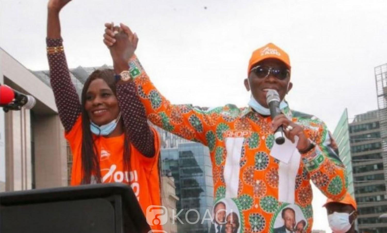 Côte d'Ivoire : Transhumance politique, la présidente de l'UFPDCI du Benelux rejoint le RHDP