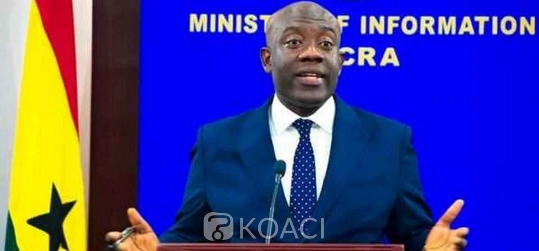 Ghana-Nigeria :  Le Ghana rejette les accusations du Nigéria et se justifie