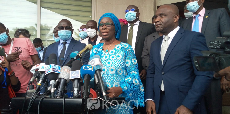 Côte d'Ivoire : Présidentielle 2020, Soro dépose son dossier complet de candidature, ses partisans mobilisés devant la CEI