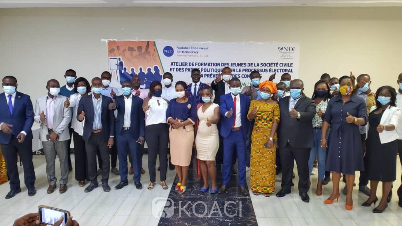 Côte d'Ivoire : Scrutin présidentiel au pays, le NDI invite à l'organisation d'une élection juste, transparente et apaisée