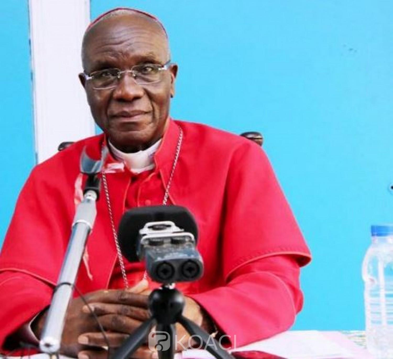 Côte d'Ivoire : L'Archevêque le Cardinal Kutwa estime que la candidature de Ouattara n'est pas nécessaire à son  humble avis