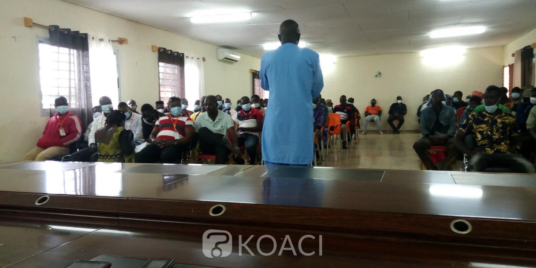 Côte d'Ivoire : Ferké, se disant oubliés par le FASI, les artisans créent leur mutuelle