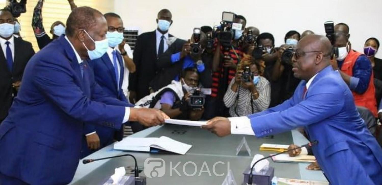 Côte d'Ivoire : Présidentielle du 31 octobre 2020, la CEI enregistre 45 candidatures dont 20 indépendantes, la liste complète