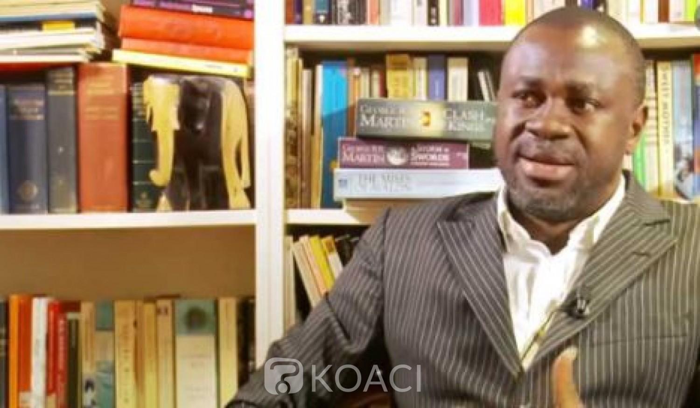Côte d'Ivoire : Présidentielle 2020, Me N'Dry Claver relève les deux hypothèses qui s'offrent désormais aux acteurs politiques