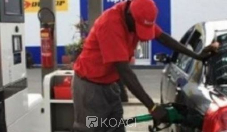 Côte d'Ivoire : Les prix du litre du super sans plomb et celui du gasoil restent inchangés à 600 FCFA pour le mois de septembre