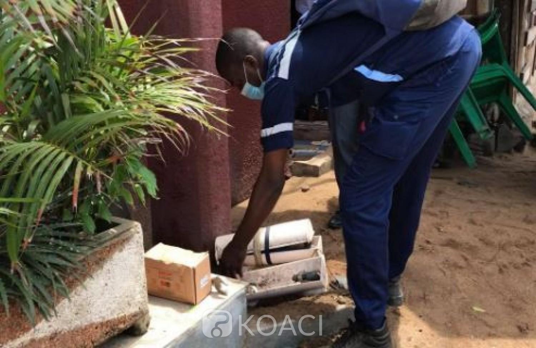 Côte d'Ivoire : « Affaire les agents de la Sodeci marquent des domiciles »,  rien que de l'intox