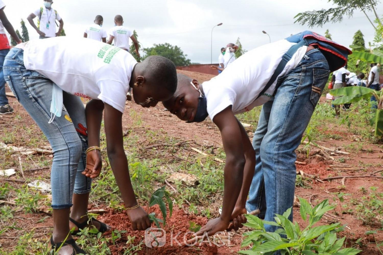 Côte d'Ivoire : Yamoussoukro, sous l'impulsion de Mamadou Touré, les tout-petits du «Village SOS» bénéficient de journées récréatives