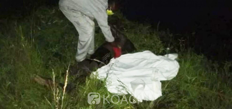 Côte d'Ivoire : Un porte char se renverse dans un village au nord et tue une personne, un corps repêché à Grand Bassam