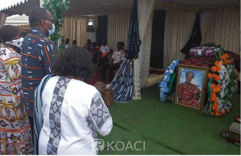 Côte d'Ivoire : Prétendu  « détournement »  des dons numéraires aux  obsèques d'Allah Thérèse, les précisions du Ministère de la Culture