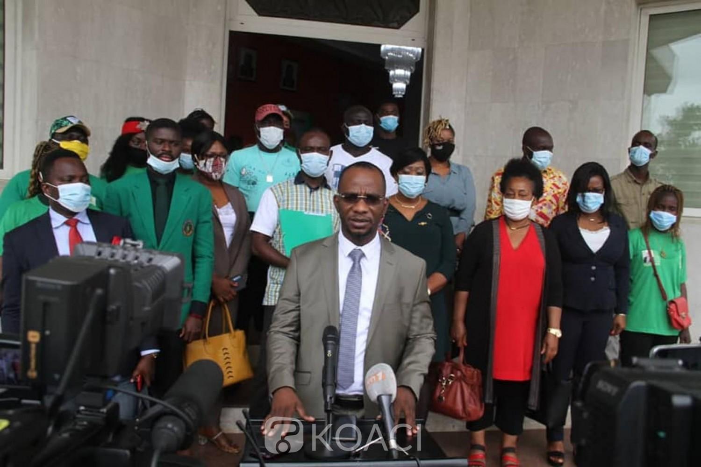 Côte d'Ivoire:  Le parti Ecologique appelle le Pr Ouraga à briser le silence sur le 3 ème mandat de Ouattara et  annonce une caravane pour des élections apaisées