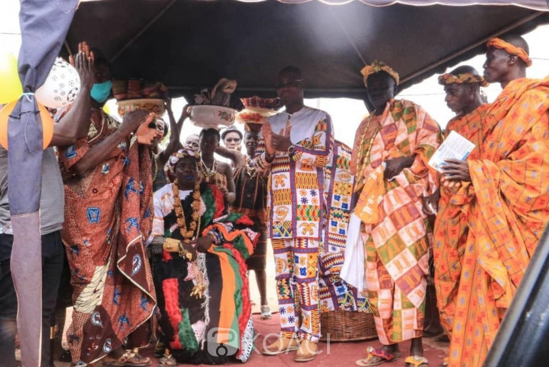 Côte d'Ivoire :  Canton Tchoyasso, 30 millions de FCFA investis dans des projets de développement en faveur des jeunes et des femmes