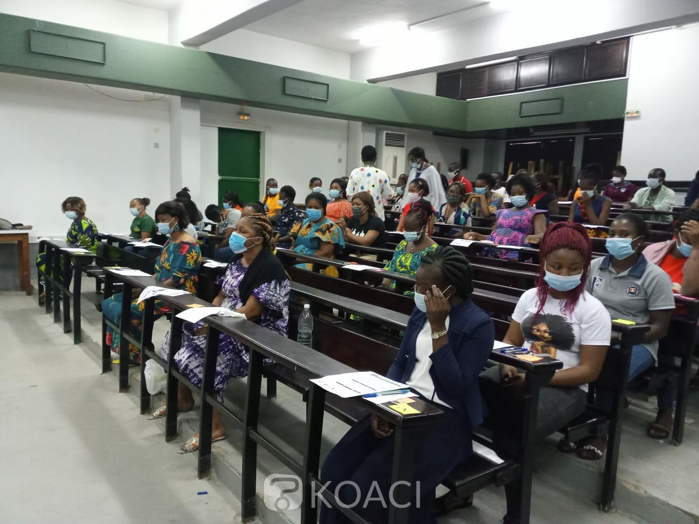 Côte d'Ivoire :  INFAS, lancement du concours direct des auxiliaires, 18.448 candidatures pour 1000 places disponibles