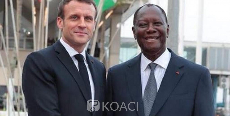 Côte d'Ivoire : Après Bedié, Affi appelle la France qui dejeunera jeudi avec Ouattara à l'aide : «Votre silence est interprété, votre parole peut être décisive»