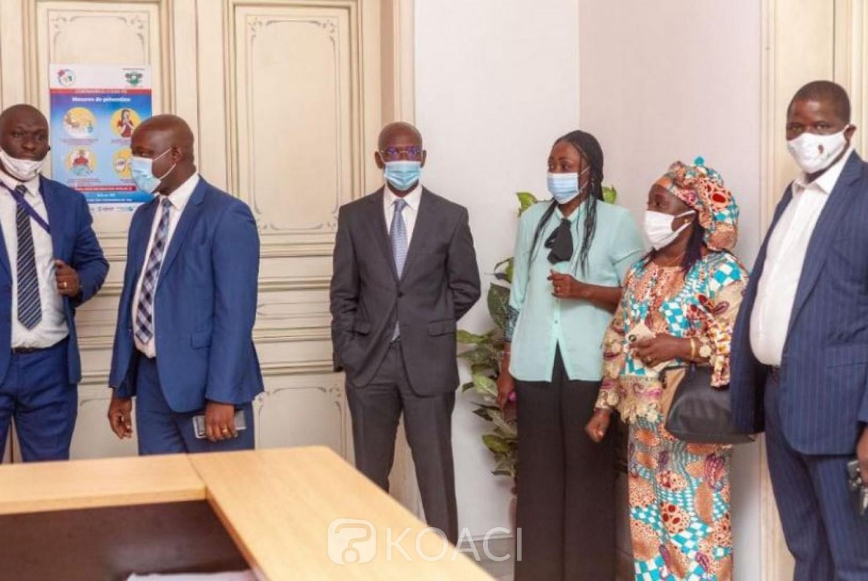 Côte d'Ivoire : Après le dépôt de sa candidature, Koulibaly revèle : « Des candidats ont  négocié le parrainage à 2000 et 5000 FCFA »