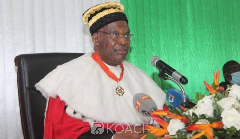 Côte d'Ivoire : Le Président du Conseil Constitutionnel,  Mamadou Koné : « Tous nos concitoyens sont devenus d'éminents constitutionnalistes »