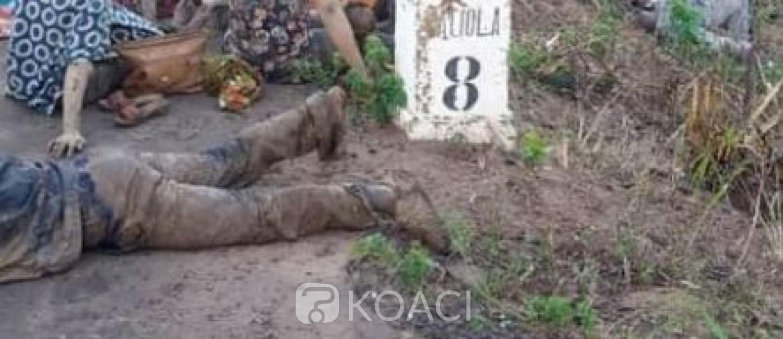 Côte d'Ivoire : Un minicar fait une sortie de route et occasionne un mort sur l'axe Katiola-Dabakala